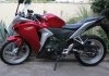 2011 Honda CBR250R, ABS with Tax, Red