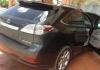 Lexus RX 350 year 2012