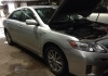 Car for sale Camry Hybrid 07 silver