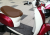HONDA-SCOOPY MINI 50CC RED COLOR FROM JAPAN. full tax
