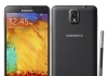 Galaxy note3 black new in box LTE-A