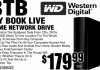 WD My Book Live 3TB Personal Cloud Storage from USA