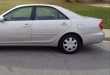 TOYOTA Camry Balen XLE 2003 FOR RENT
