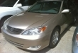Imported August:Camry LE 2002 with ABS Tel:011 502 802