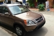 New Arrival 2002 HONDA CR-V FULL OPTIONS
