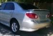 Just Drop:Silver Corolla S 2003