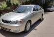 Drop 19-10 2003 Camry XLE ABS Tel:015992177