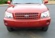 Car Warranty:Tax Many Highlander 2002+2003