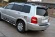 បង់មុនតែ20% 2002 Highlander V6 Limited FULL OPTION Pong1