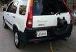 Miles ហ្សីន Tax 2002 Honda CRV ពោង4 ABS Full options