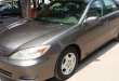 Imported USA:2002 Camry LE ពោង8+ABS ធានាទ្បានអត់បុក